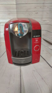 Tassimo  by Bosch Coffee Maker in Red