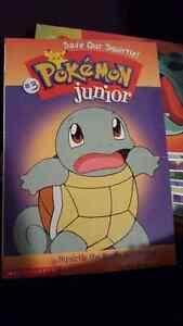 Pokemon series  scholastic
