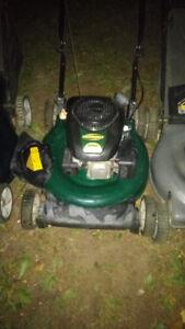 Yardworks 22 inch Mulcher with 158cc Kohler
