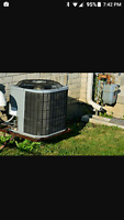 A/C summer check up. $50
