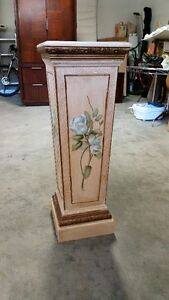 CUSTOM PEDASTAL FOR ART OR PLANTS, ETC. KELOWNA