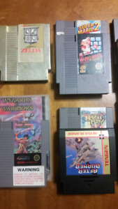 Nintendo, Super Nintendo, Game Boy, Sega Games