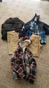3 fall/winter jackets
