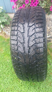 Winter Tires 265/50 R20 107T