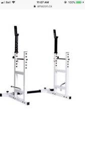 Looking for York squat rack