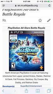 LF ps2, PS3 or Xbox 360 games