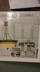Hampton Bay Pendant Light