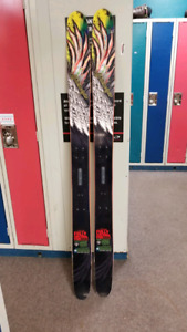 LibTech Fully Functional Five 175cm skis