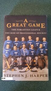 A Great Game : The Forgotten Leafs and the Rise Hockey by Stephe