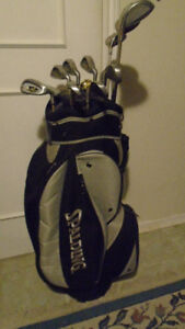 Sporting goods Full Set of TNT Men RH Golf Clubs - $215
