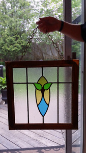 Beautiful real stained glass