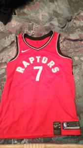 Toronto Raptors Jersey - Red Kyle Lowry - Large