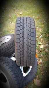 **4 Honda New Wintertires+ Mags** West Island Greater Montréal image 5