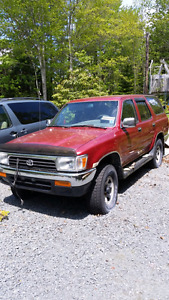 1992 Toyota 4Runner (For Parts)