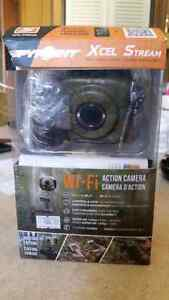 Spypoint Xcel stream Wi-Fi action camera
