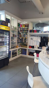Supplement store and Juice bar