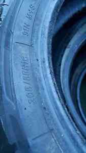 All seasons  tires and Rims Prince George British Columbia image 2