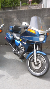 Honda GL 650 Silverwing Interstate