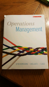 OPERATIONS MANAGEMENT 2258 BOOK OPMG