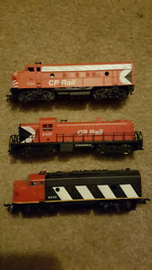 H.O. Scale Train Set