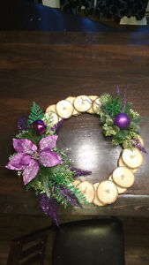 Hand Crafted Holiday Wreaths Strathcona County Edmonton Area image 4