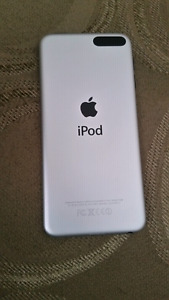 iPod Touch 5th Generation Silver 16gb no back camera
