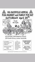 Scouts Canada Flea Market, Silent Auction and BBQ
