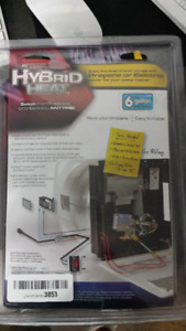 FOR SALE CAMEO RV HOT WATER HYBIRD HEATER