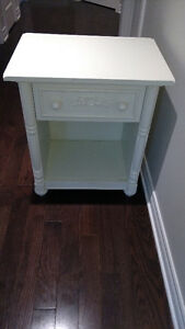 White nightstand London Ontario image 1