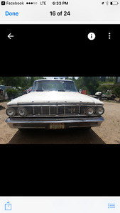 1964 Ford Galaxie Ford galaxie 500 Coupe (2 door)