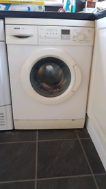 Bosch Exxcell washing machine
