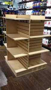 Retail Store Shelving Units in Good Condition
