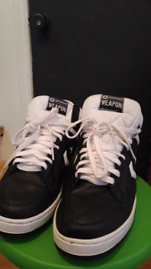 Rare Larry Bird Converse Weapon Sneakers
