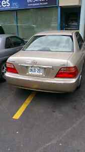 1999 Acura RL mint condition runs and drives as is!