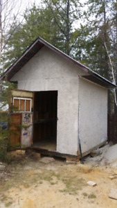 Cabanon a donner