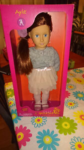 Our Generation Collectible Doll  - Ayla