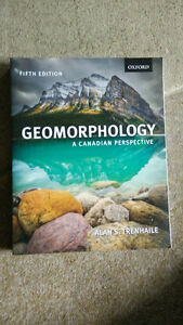 Geomorphology: 5th Edition