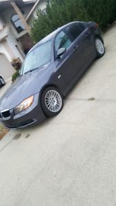 2008 BMW 328 AWD $10900 ***LOW KM***