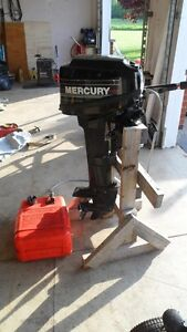 15 HP Mercury Outboard