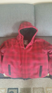 Denver Hayes Hooded Insulated Jacket - New , 3XL