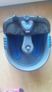 SELLING, Conair Body Benefits Foot Spa with Bubbles, Massage