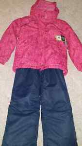 Really warm winter gear- Brand New Snowsuit and Boots with Tags