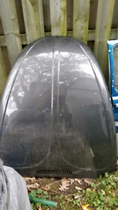 """Frunk"" front trunk hood and rear engine lid for beetle"