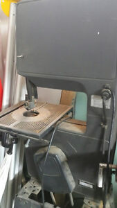 Upright Band Saw