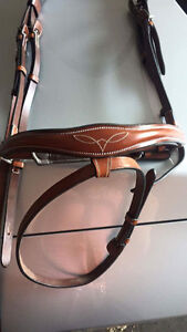 17 Exselle Dressage Saddle & Anatomic Bridle Kitchener / Waterloo Kitchener Area image 3
