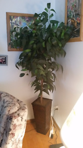 Artificial potted tree