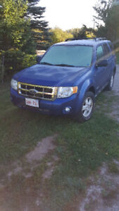 2008 Ford Escape SUV, winter beater