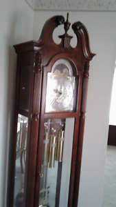 Howard Miller Grandfather clock for sale NEW PRICE