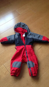 Columbia 18 month snow suit
