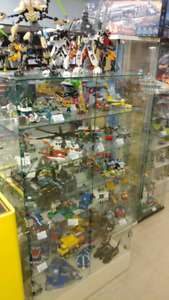 Lego every weekend at the Courtice Flea Market!